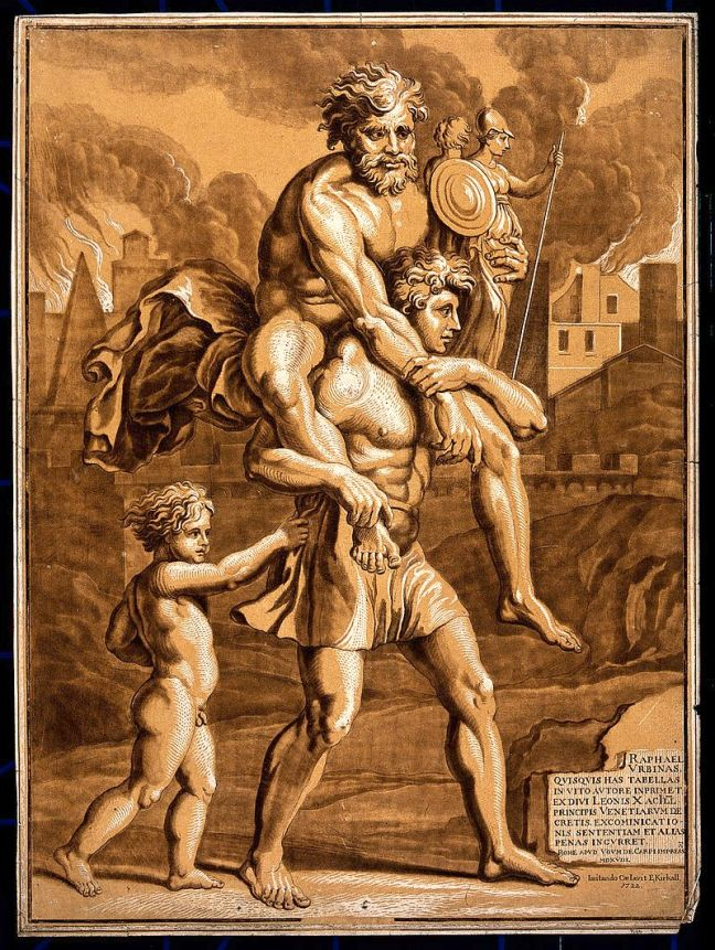 800px-aeneas_carrying_his_father_anchises_on_his_shoulders_holding_wellcome_v0039202